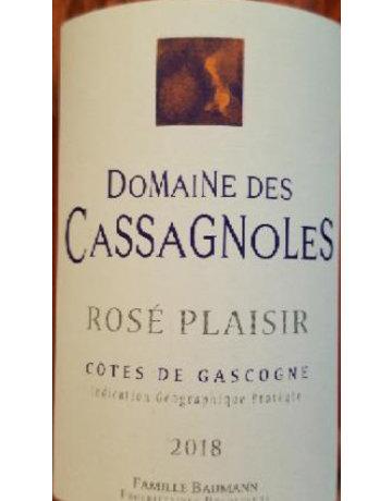 2020 Cassagnoles Cotes de Gascogne Rose