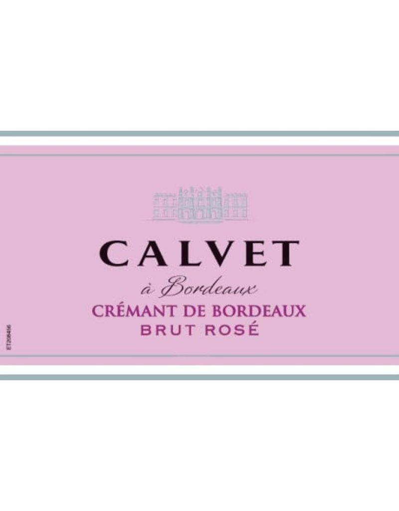 2017 Calvet Cremant de Bordeaux Brut Rose