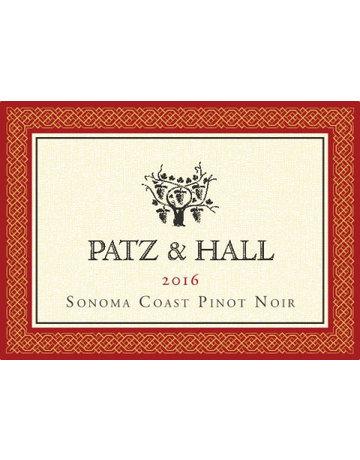 2017 Patz & Hall Sonoma Coast Pinot Noir