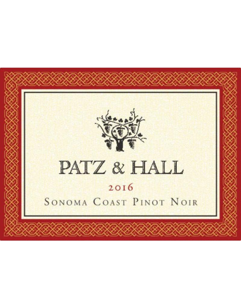 2016 Patz & Hall Sonoma Coast Pinot Noir