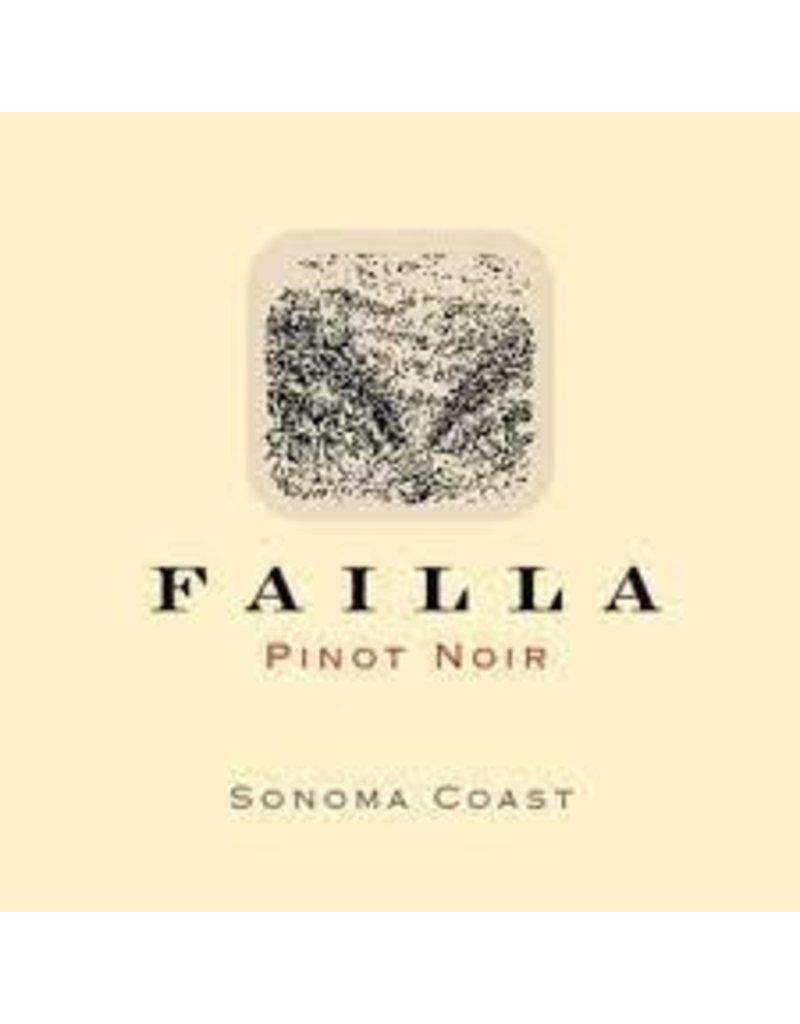 2014 Failla Sonoma Coast Pinot Noir Magnum