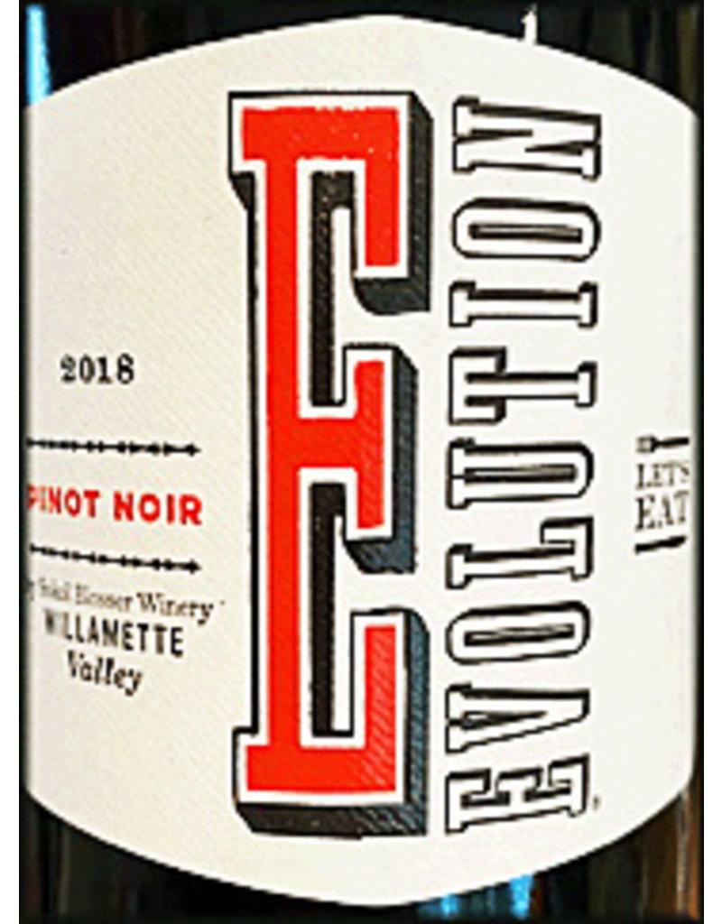 2018 Sokol Blosser Evolution Pinot Noir