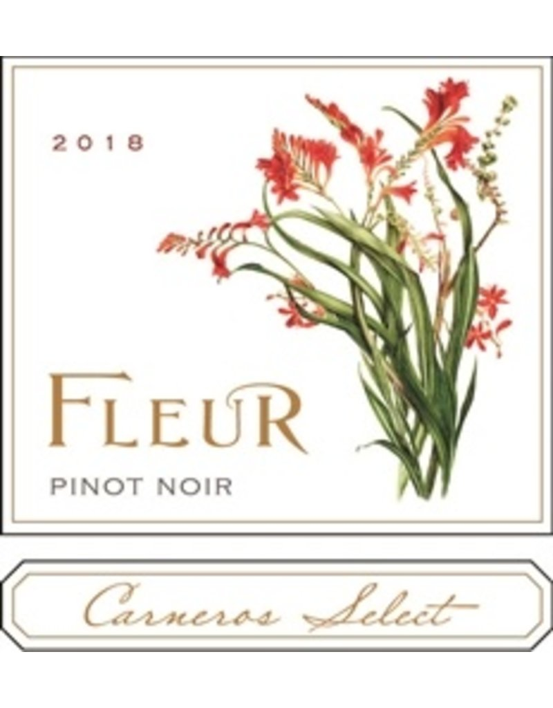 2018 Fleur Pinot Noir