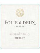 Folie a Deux Merlot 2017