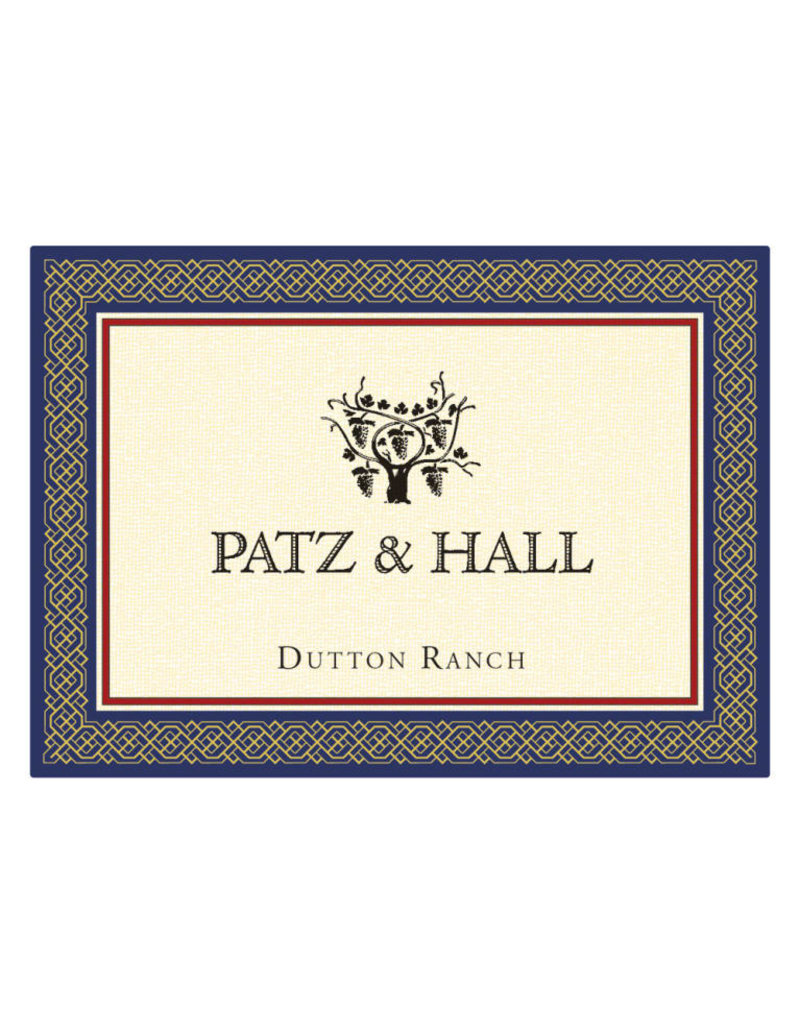 2016 Patz & Hall Chardonnay Dutton Ranch