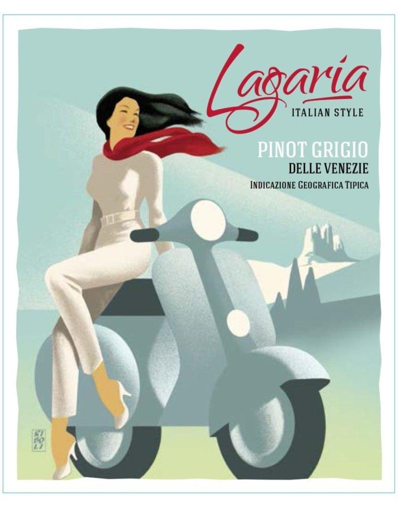 2018 Lagaria Pinot Grigio