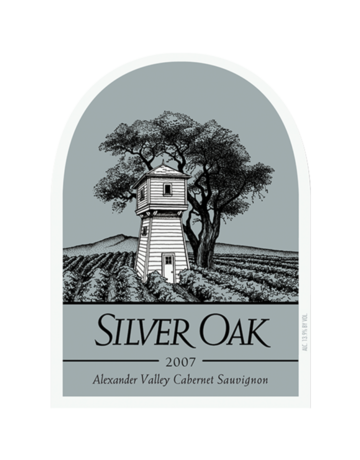 2015 Silver Oak Alexander Valley Cab