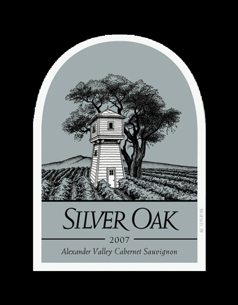 2015 Silver Oak Alexander Valley Cab