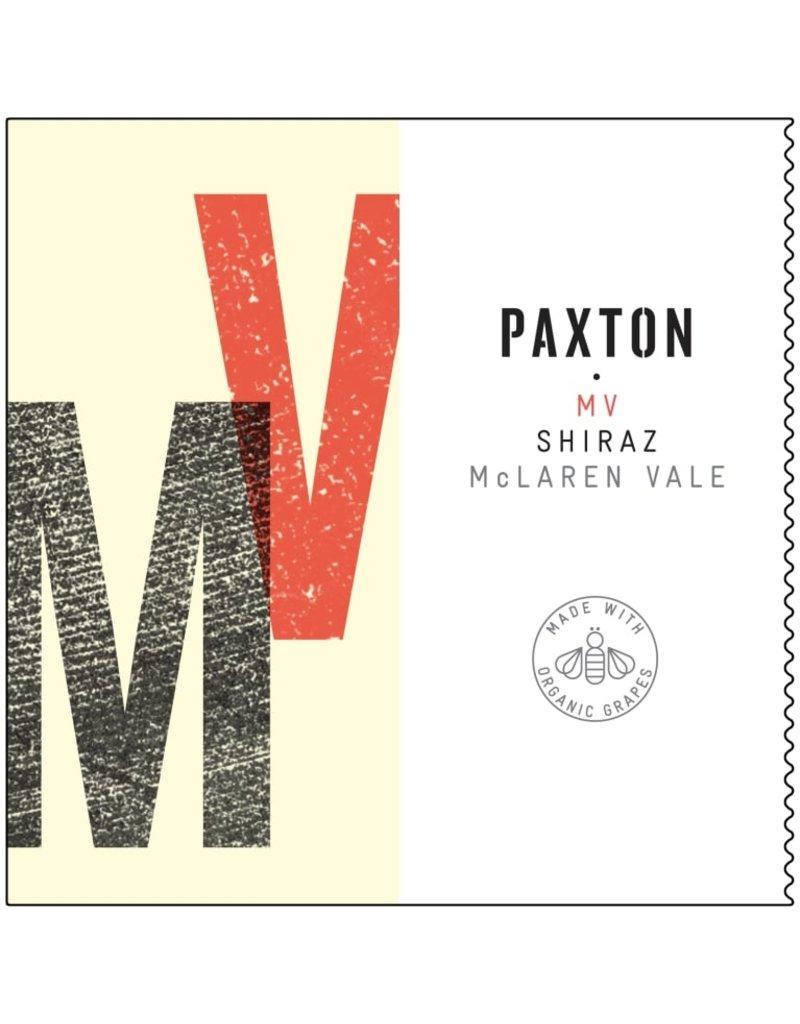 2017 Paxton MV Shiraz