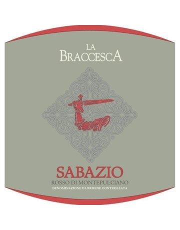 2016 La Braccesca Sabazio
