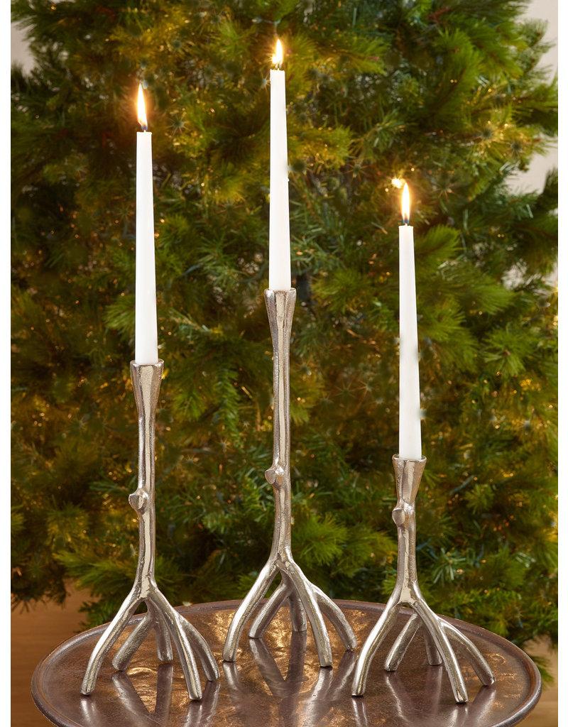 Branch candleholder aluminum
