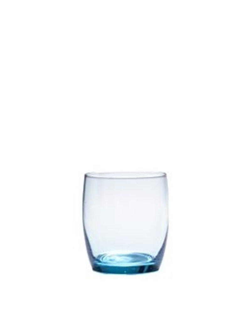 Aquamarine glass DOF