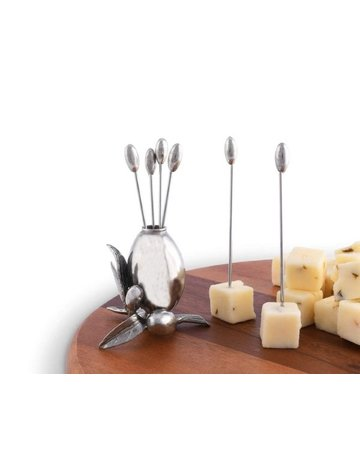 Olive cheese picks