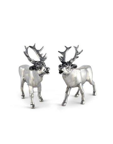 Deer salt & pepper