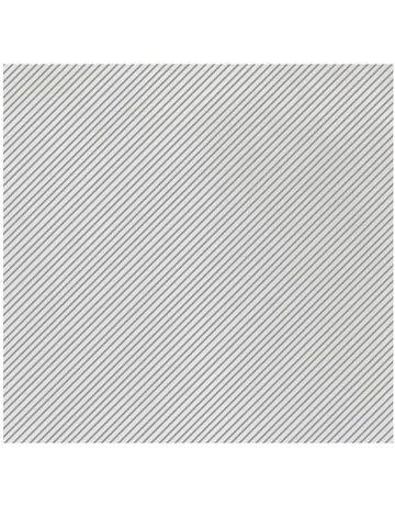 Papersoft gray stripe bev