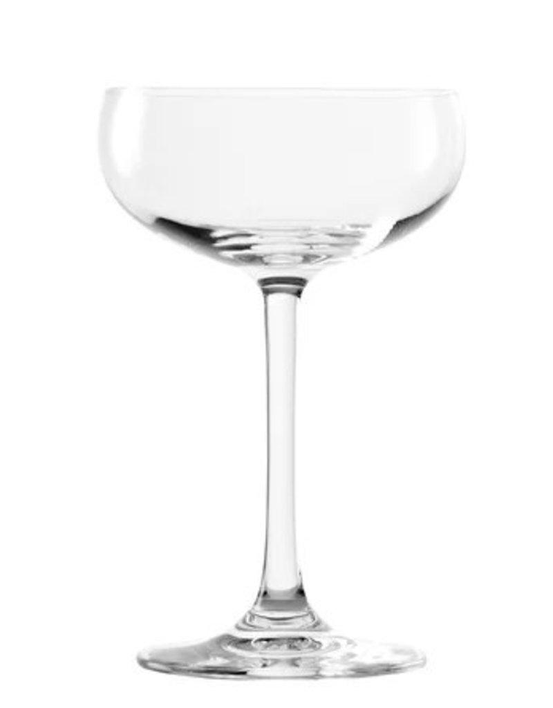 Vintage saucer glass