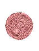 Candy stripe placemat