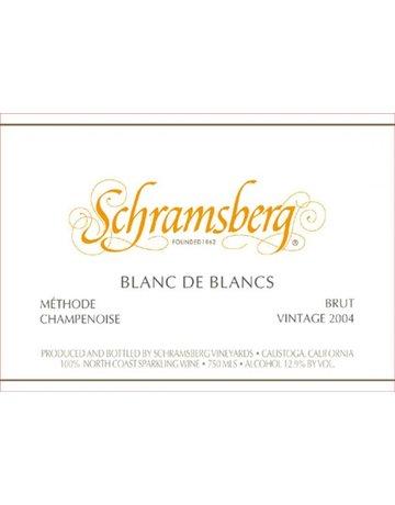 NV Schramsberg Blanc de Blanc