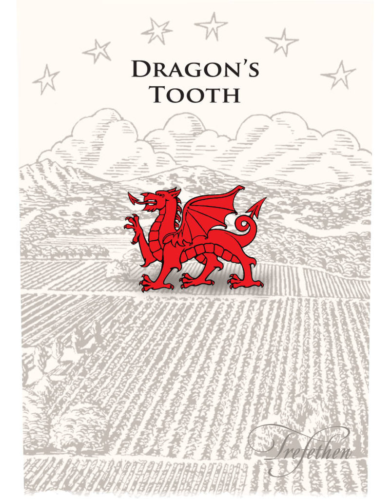2018 Trefethen Dragon's Tooth Red