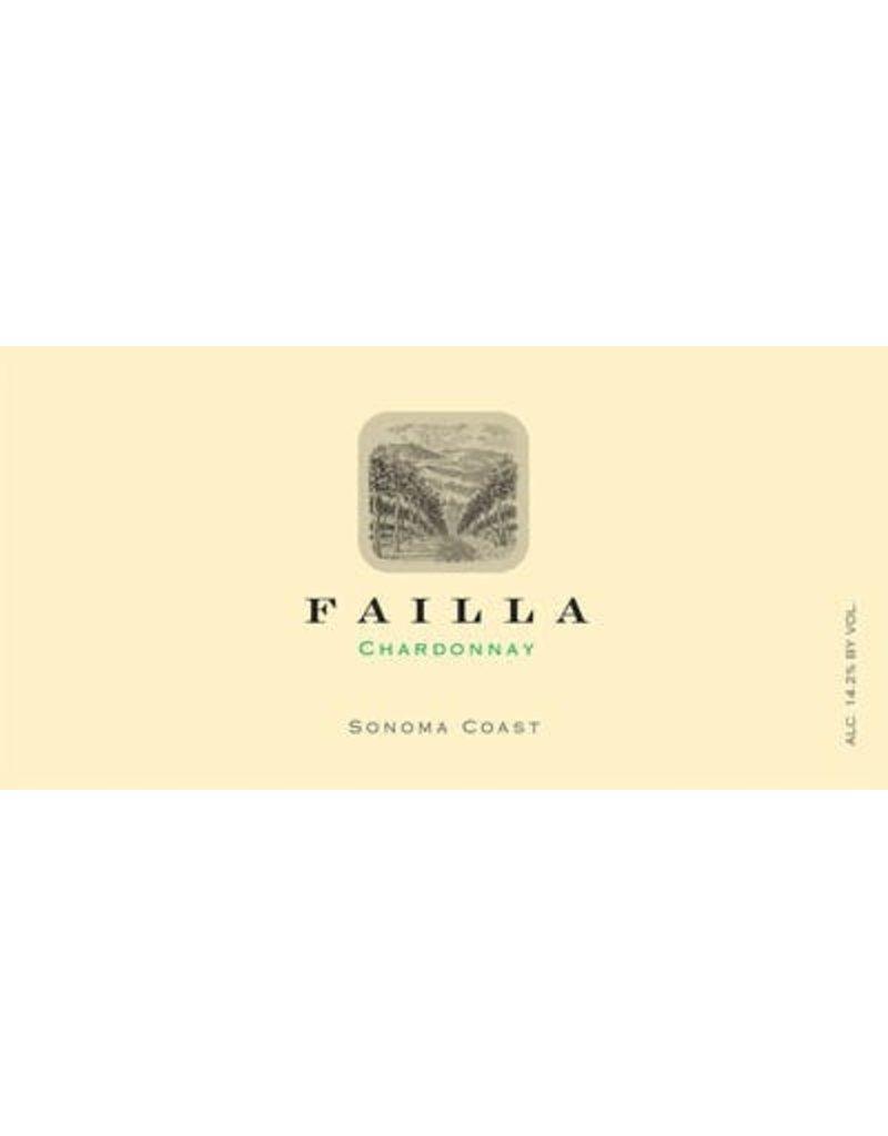 2018 Failla Sonoma Coast Chardonnay