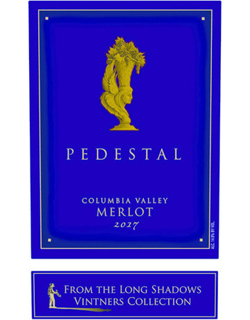 2017 Pedestal  Merlot