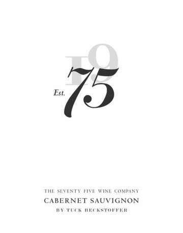 2019 75 Wine Company Cabernet