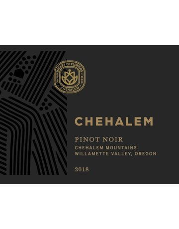 2019 Chehalem Chehalem Mountains  Pinot Noir