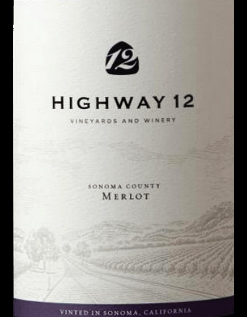 Highway 12 Merlot 2017