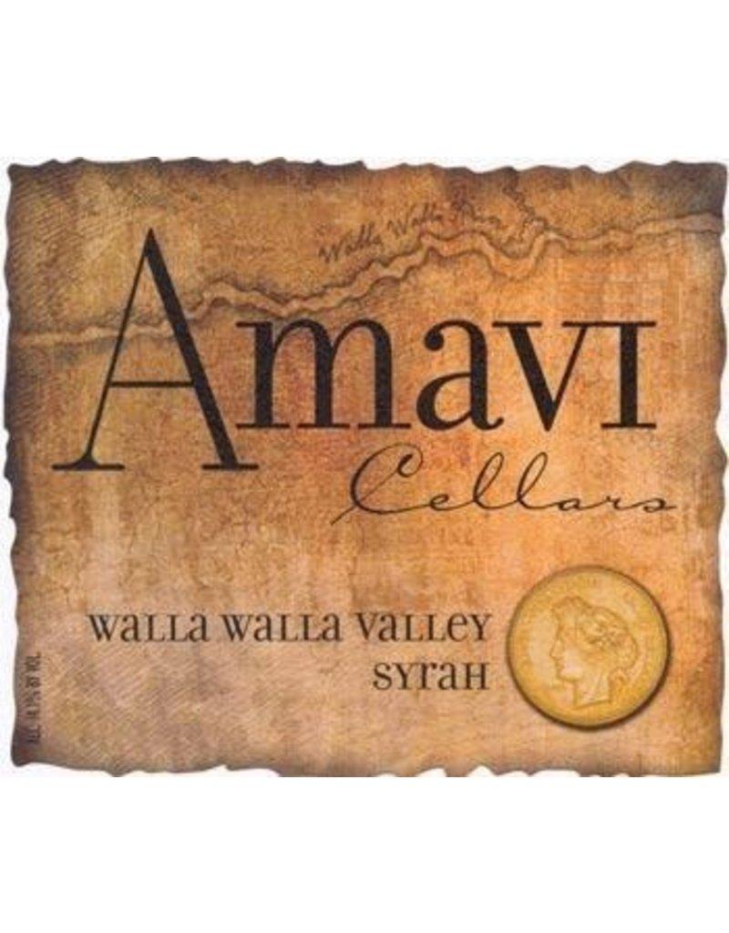 2018 Amavi Syrah
