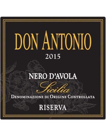 2015 Don Antonio Morgante Nero d'Avola