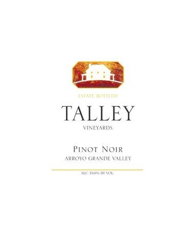 2017 Talley Pinot Noir