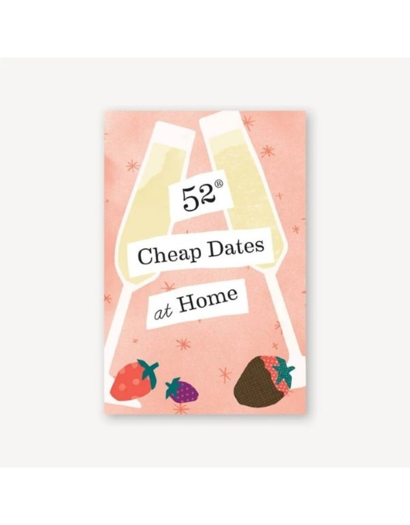 52 Cheap Dates at Home
