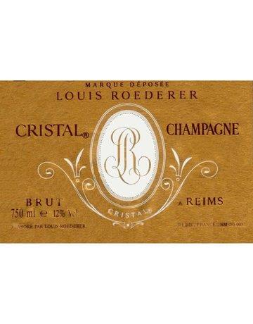 2009 Cristal Champagne