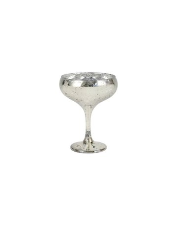 Gatsby coupe glass
