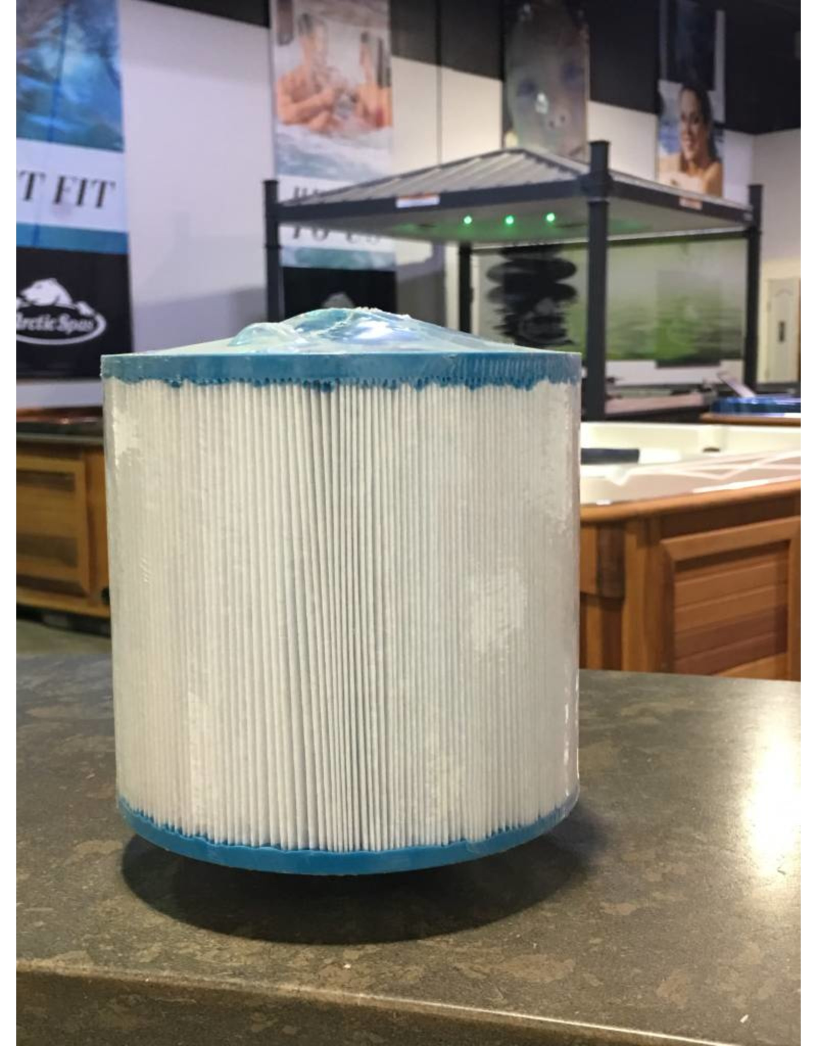 Filbur Filter Pleated Threaded Base (Apollo/Coyote)