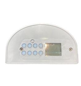 Arctic Spas Topside Control Pad TSC-14 (without overlay) - Gecko