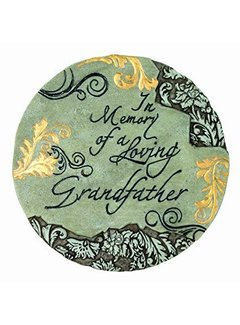 Loving Grandfather Stepping Stone