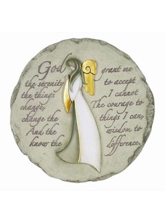 Serenity Prayer Stepping Stone