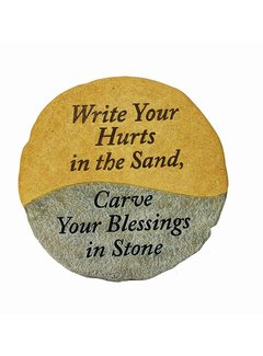 Write Your Hurts Stepping Stone