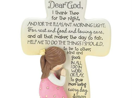 Lord Teach Us to Pray - Girl