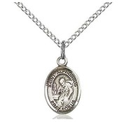 St. Alphonsus Oval Medal with Chain