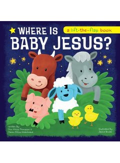 Where is Baby Jesus?