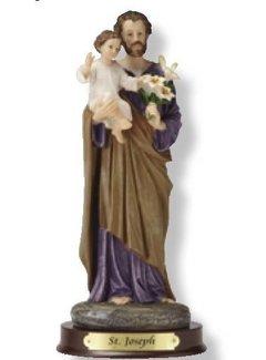 "8"" St. Joseph Statue"