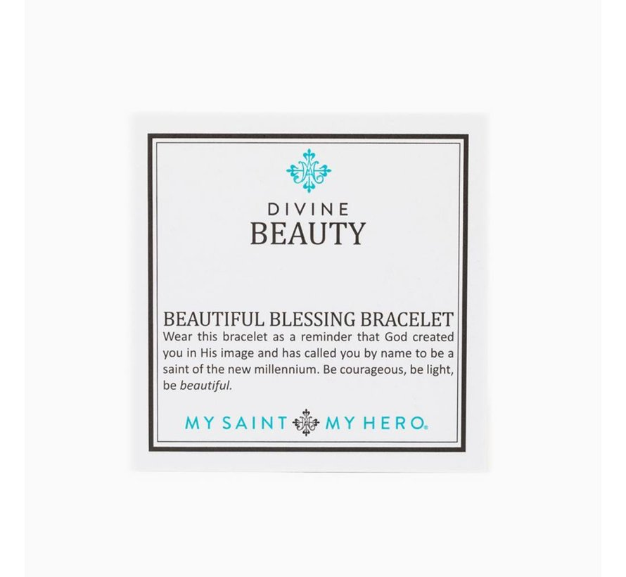 Divine Beauty Beautiful Blessing Bracelet