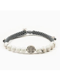 Wake up & Prayer Benedict Bracelet