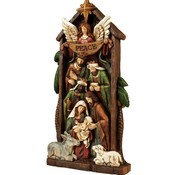 Nativity Scene Wall/Stand Up Decor
