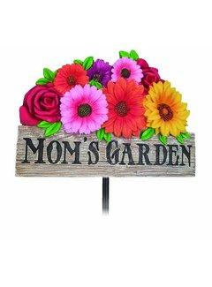Mom's Garden - Garden Stake