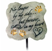 No Longer by My Side - Garden Stake
