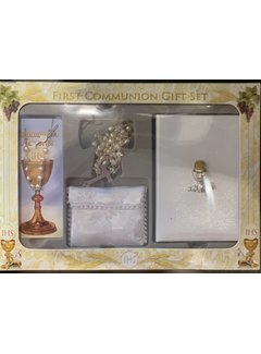 Communion Missal Kit w/ Bracelet Girl