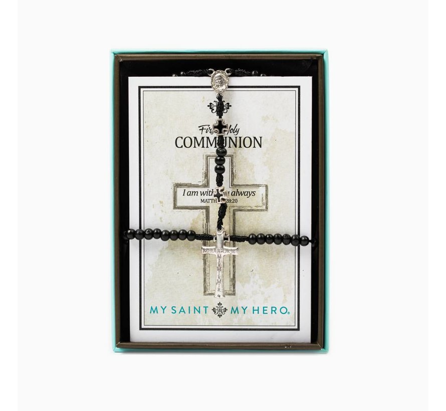 In Communion Rosary - Bracelet Set